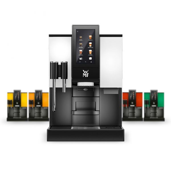 WMF 1100S coffee machine colours