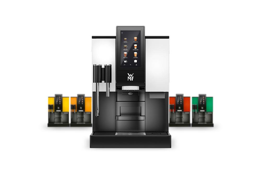 WMF 1100S coffee machine colours