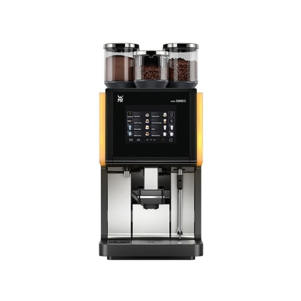 Bean to cup WMF 5000S coffee machine