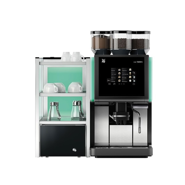 Bean to cup WMF 1500s coffee machine