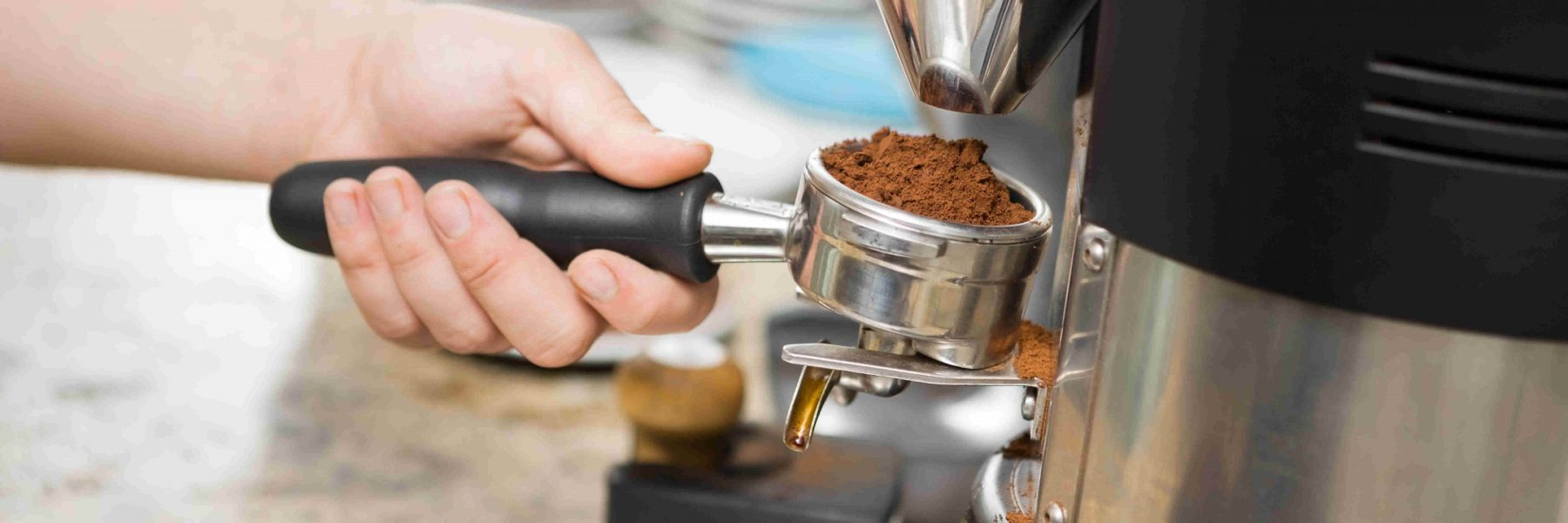 Coffee bean grinder machines