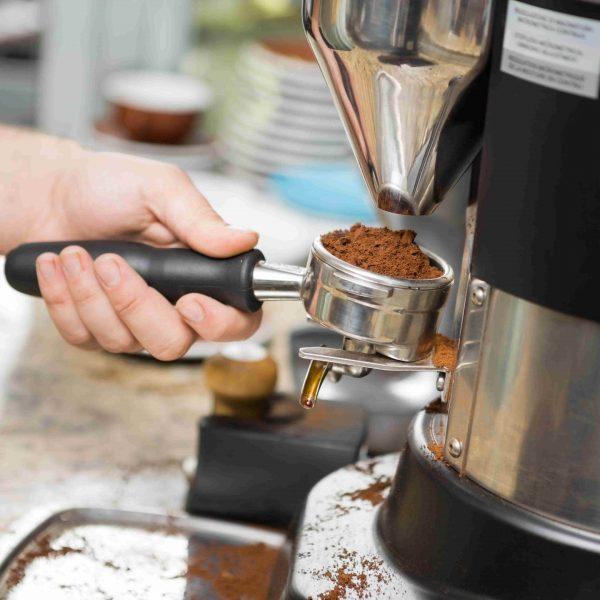 Coffee bean grinder machines