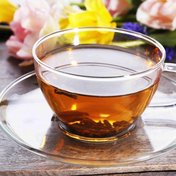 Quality teas including Birchall